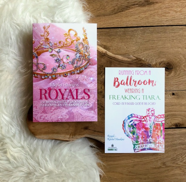 Celebrate Books Royals #1 2